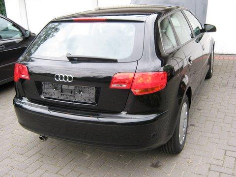 Audi A3 1.6 Sportback Außenansicht nach Einbau einer LPG-Autogas Anlage