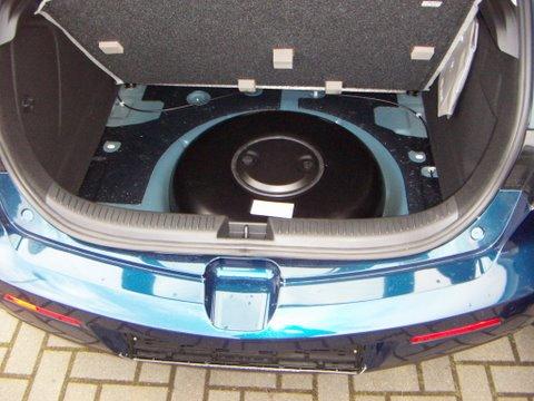 Mazda 3 1.6 Außenansichtnach Einbau einer LPG-Autogas Anlage