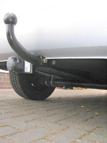 Volkswagen VW Caddy Unterflurtank nach Einbau einer LPG-Autogas Anlage